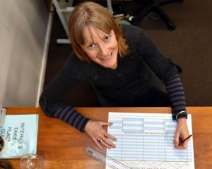 Dr Judith Sligo, manager of the Dunedin's Next Generation Study. PHOTO: GREGOR RICHARDSON