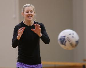 Silver Ferns captain Katrina Grant. Photo: Getty Images