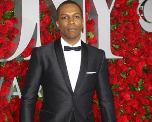 Leslie Odom Jr. Photo: Bang Showbiz