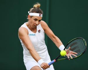 Marina Erakovic. Photo: Getty Images
