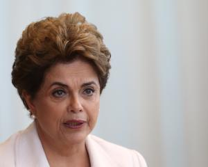 Dilma Roussrff. Photo: Reuters