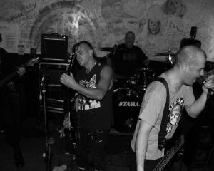 Auckland band Scumbeat will play Onslaught 12 next weekend. Photo supplied.