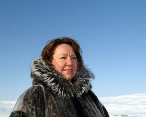 The Arctic is the world's barometer, says Inuit activist and writer Sheila Watt-Cloutier. Photo:...