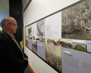 Toitu Otago Settlers Museum curator Sean Brosnahan recalls the dark history of the Battle of the...