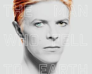 The Man Who Fell to Earth LP will be released on September 9. Photo: Bang Showbiz