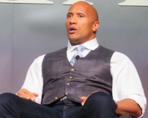 Dwayne 'The Rock' Johnson. Photo: Bang Showbiz