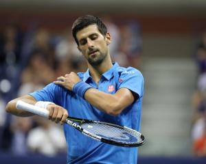 Novak Djokovic. Photo Reuters