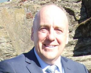 Tim Cadogan.