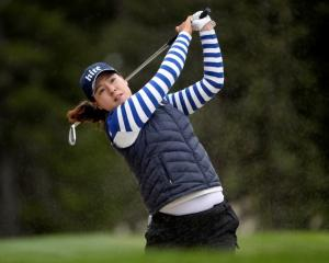 In Gee Chun of South Korea who won the Evian Championship this weekend. Photo: Reuters