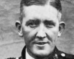 Dunedin Police Constable James Butler, who died in 1938 after being assaulted by a prisoner, is...