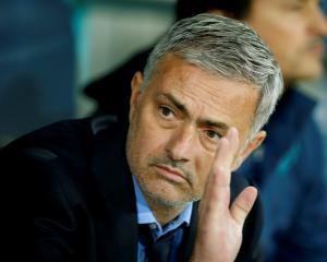 Jose Mourinho. Photo Reuters