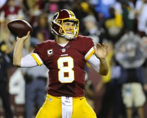 Kirk Cousins. Brad Mills-USA TODAY Sports/Reuters