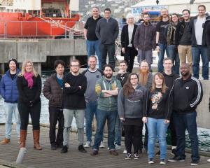 Dunedin-based game studio RocketWerkz plans to expand its team for a new project. Photo: Supplied