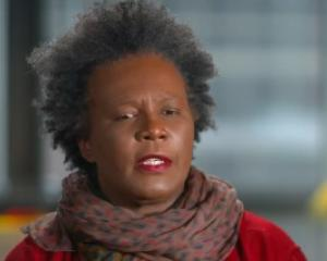Claudia Rankine won a 'genius grant' for her poetic work on casual racism in the US. Photo:...