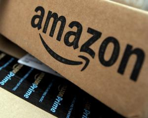 Amazon is among some large United States companies reporting this week. Photo from Reuters.