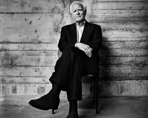 John le Carre. Photo: supplied.