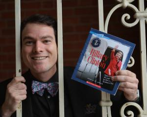 Comedian Arthur Meek is set for his Arts Festival Dunedin performance On The Conditions and...