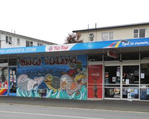 Plans are afoot to build a three-storey structure in place of Dunedin's Campus Wonderful Store....