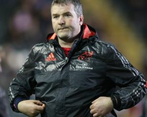 Munster head coach Anthony Foley died suddenly at 42-years-old at the team's hotel in Paris....