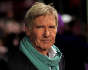 Harrison Ford. Photo Getty