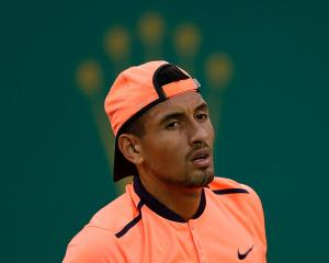 Nick Kyrgios. Photo: Getty Images