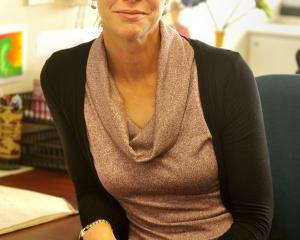 Janine Hayward. Photo: ODT.