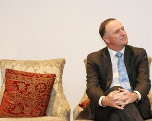 John Key said he was naturally disappointed, and particularly for the sizeable business...
