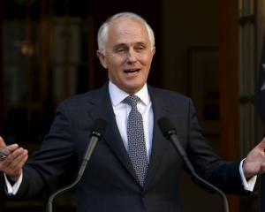 Malcolm Turnbull.