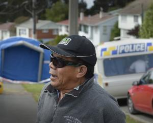 Neighbour Pita Halalilo said Alan Fahey, who was found dead in his Brockville Rd house on...