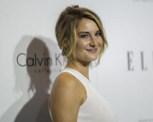 'Divergent' actress Shailene Woodley was arrested for criminal trespassing after protesting in...