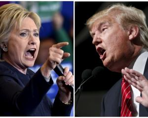 Americans will vote for Hillary Clinton or Donald Trump on November 8. Photo: Reuters