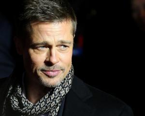 Brad Pitt. Photo: Reuters