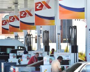 Z Energy's integration of Caltex into its business model is working to plan. Photo by Gerard O...