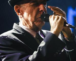 Leonard Cohen. Photos: Reuters.
