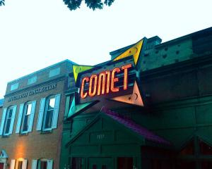 Comet Ping Pong. Photo: Wikimedia Commons