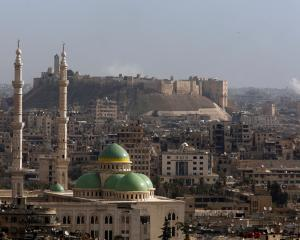 Rebel fighters called for a ceasefire as the Syrian army continues to gain ground in Aleppo....