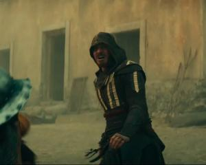 'Assassin's Creed' starring Michael Fassbender and Marion Cotillard is based on the video game of...