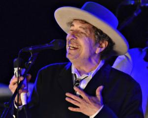 Bob Dylan. Photo: Reuters
