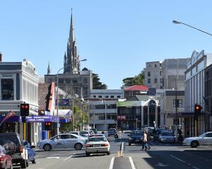 Retailers in Great King St are concerned about the effect a proposed bus hub may have on their...