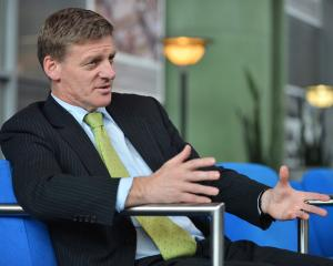 Bill English. Photo: ODT.