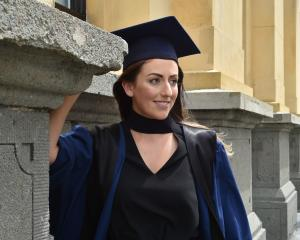 Otago Polytechnic fashion design graduate Ivy Jackson-Mee is set to head for Auckland for a paid...