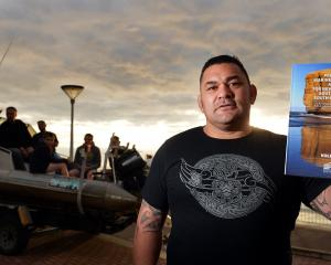 Recreational fisherman Kees Meeuws wants southerners to make a submission on the 20 proposed...