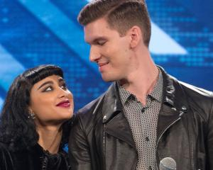 Controversial former reality TV judge Natalia Kills has just snagged her self a Grammy...