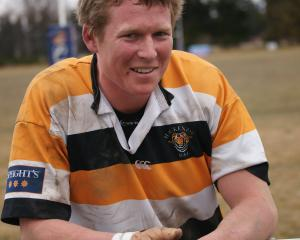 Dansey's Pass farmer and rugby player Jarrad Blackler, who was thrown from a vehicle driven by...