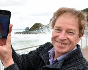 Lert Info director Stuart Gunn, of Dunedin, says his system would allow information about  a ...