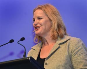 Taupo MP Louise Upston.