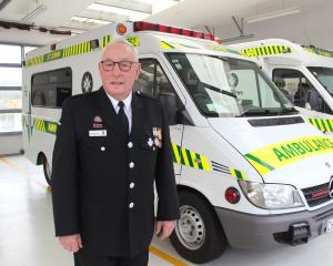 Paramedic Selwyn Cardno  is one of two St John members recognised for 47 years of service to  the...