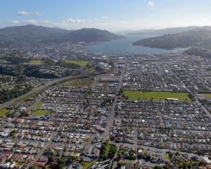 Dunedin house values continue to rise. Photo: Stephen Jaquiery