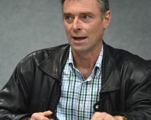 Otago Regional Council chairman Stephen Woodhead is mindful of a big backlog of deemed water...