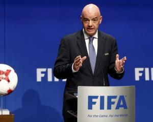 Fifa president Gianni Infantino announced the new format which will be introduced in 2026, will...